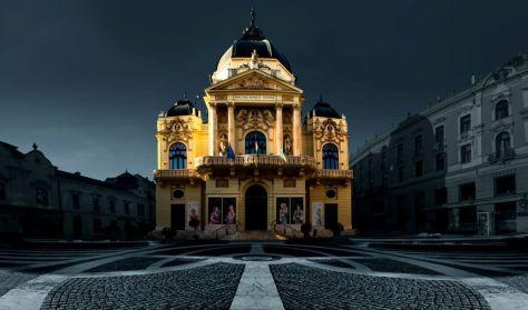 Pécsi Nemzeti Színház Pécs