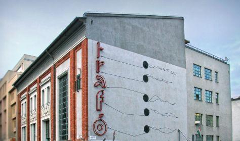 Trafó Kortárs Művészetek Háza Budapest