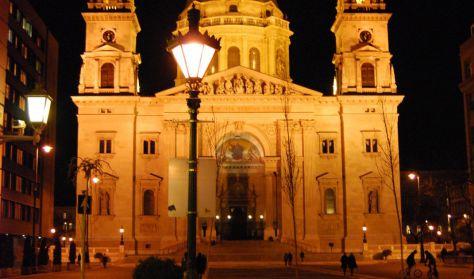 Szent István tér Budapest