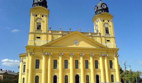 Debrecen Református Nagytemplom