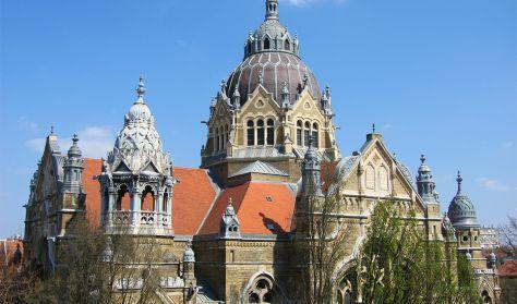 Szeged, Zsinagóga Szeged