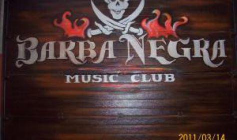 BARBA NEGRA Budapest