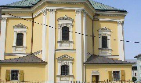 Nyíregyháza - Evangélikus templom