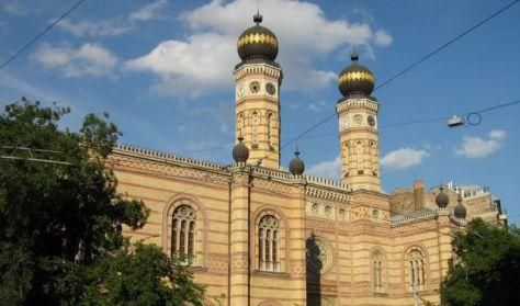 Dohány utcai zsinagóga és Zsidó Múzeum Budapest