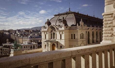 Lovarda, Budapest Budapest