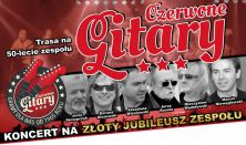 CZERWONE GITARY koncert na Złoty Jubileusz zespołu