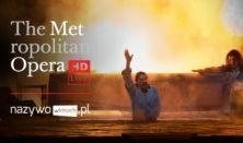 THE METROPOLITAN OPERA: LIVE IN HD - DON GIOVANNI Mozart