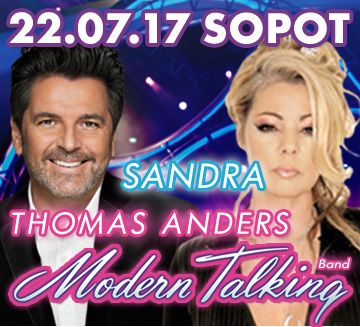 Sandra oraz Thomas Anders & Modern Talking Band