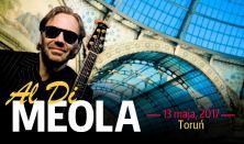Al Di Meola w Toruniu - World Tour 2017