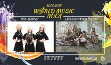 Trio Mandili & Laboratorium Pieśni - World Music Nocą