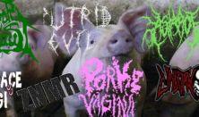 Świński FEST Porky Vagina Nuclear Holocaust Unborn Suffer + MORE