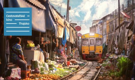 Cestovateľské kino: Thajsko